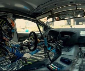 Gymkhana 9 Gets the VR Treatment