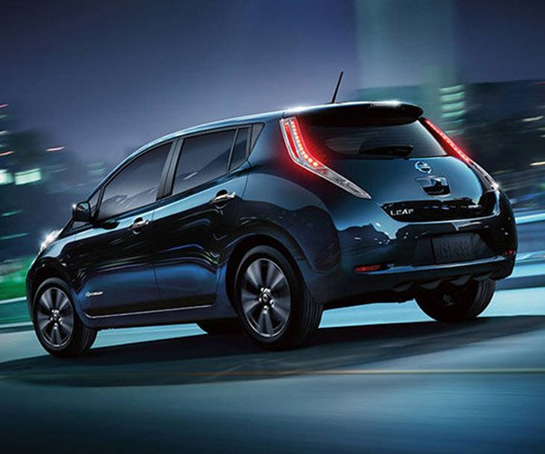 Nissan LEAF S 24 kWh Battery Discontinued