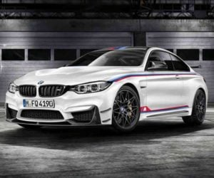 Only 200 BMW M4 DTM Champion Edition Cars to Be Made