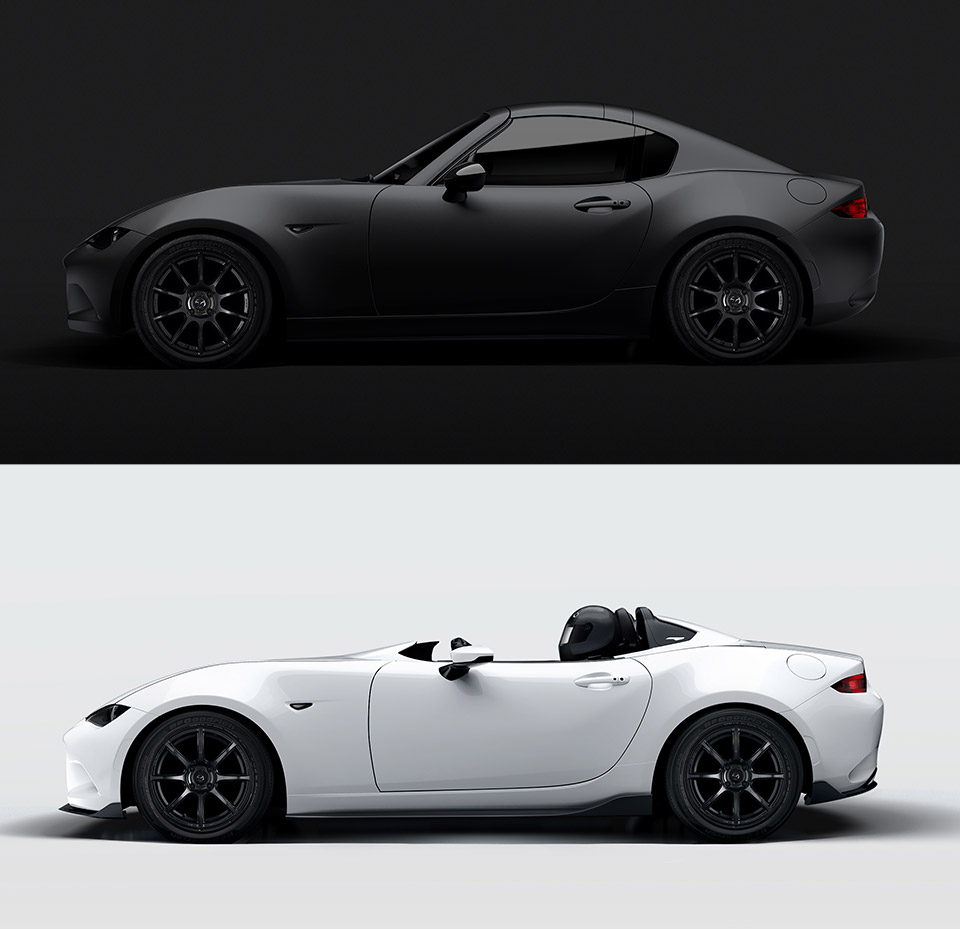 Mazda Speedster Evolution and MX-5 RH Kuro are Track Guy Dreams - 95 ...