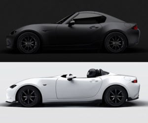 Mazda Speedster Evolution and MX-5 RH Kuro are Track Guy Dreams