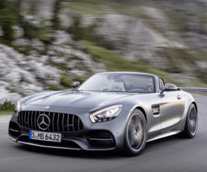 Mercedes Can't Stop Us Drooling Over the AMG GTC Roadster