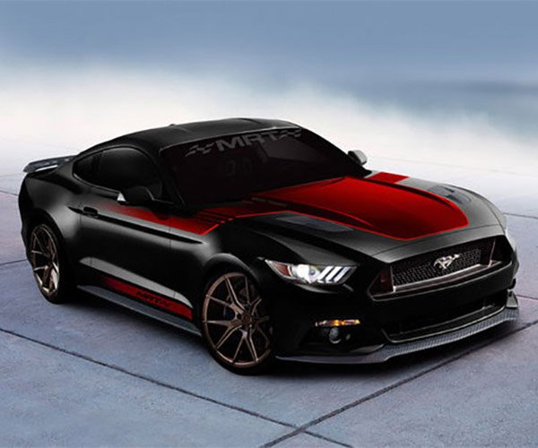 Ford Shows off Mustangs Bound for SEMA 2016
