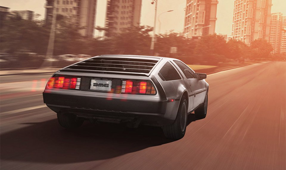 New DeLorean DMC-12 Reservation List Opens Up