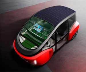 Rinspeed Oasis Concept Grows Radishes Under Its Windshield