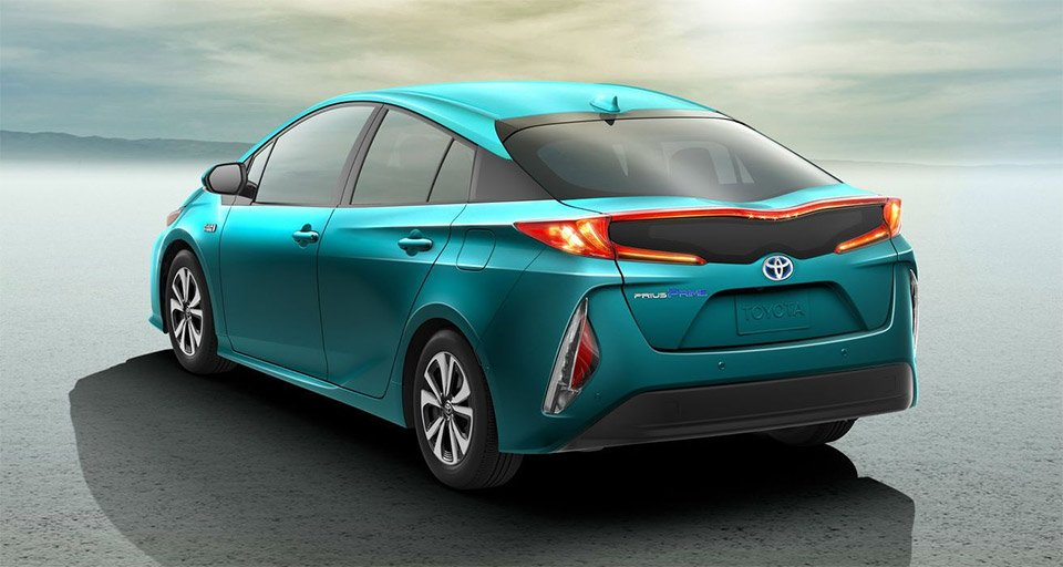 Toyota Prius Prime Is Ugly But Very Efficient 95 Octane