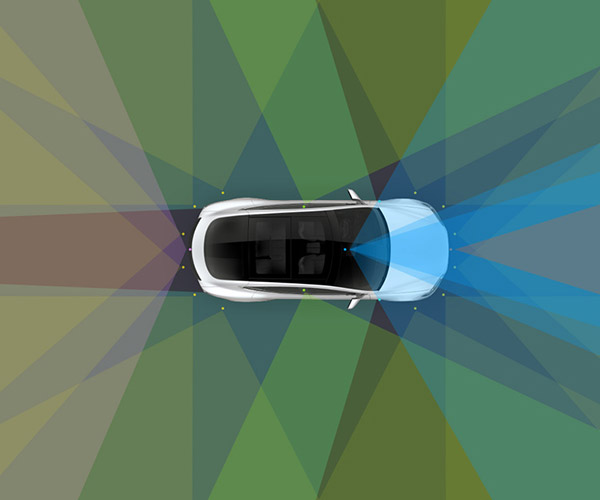 All New Teslas Come with Level 5 Autonomous Driving Tech