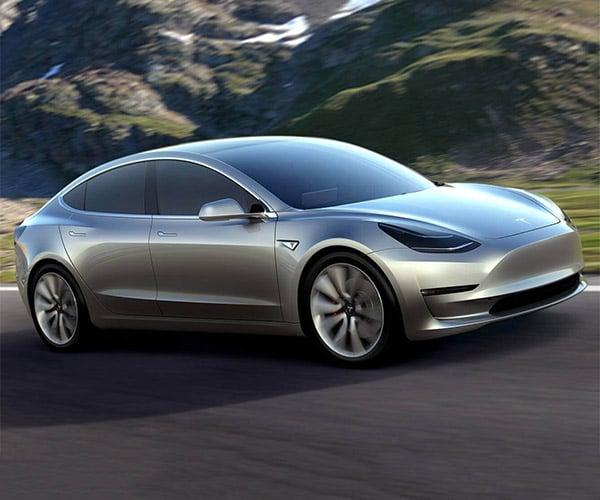 Tesla Model 3 Pre-Order Delivery Date Pushed Back