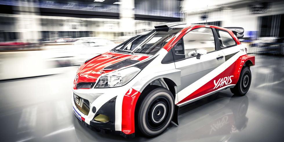 Toyota Yaris Hot Hatch May Land to Fight Fiesta ST