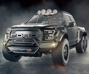 Hennessey VelociRaptor 6×6: Six Is Good