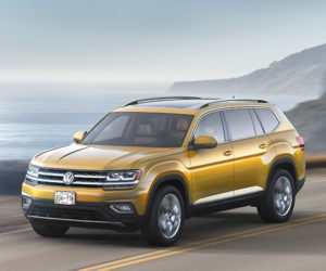 2018 Volkswagen Atlas is a 7-Seater SUV Built in America
