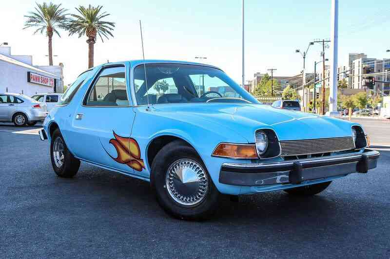 Wayne's World Pacer Sells for $37k