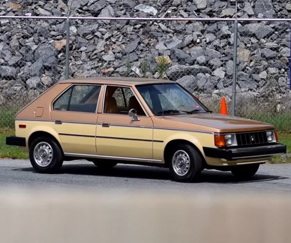 Regular Car Review: 1985 Plymouth Horizon