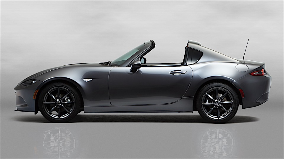 A Christmas Miracle: The Mazda MX-5 RF Delivering Early