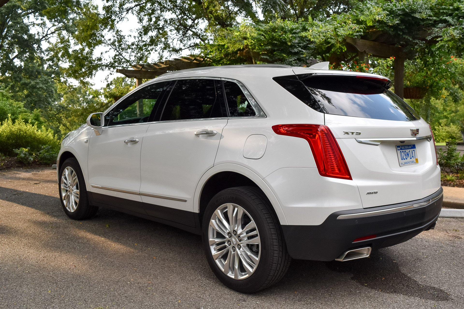 Review: 2017 Cadillac XT5 - 95 Octane