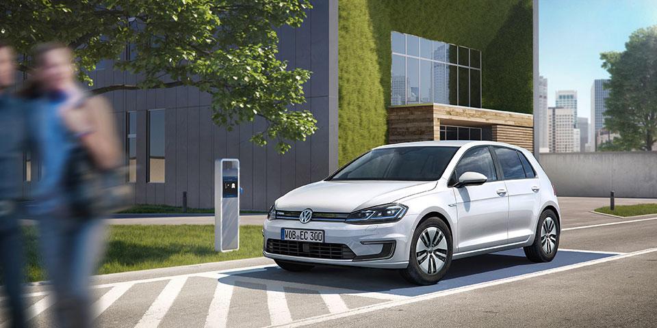 2017 VW E-Golf Improves Range by 50%