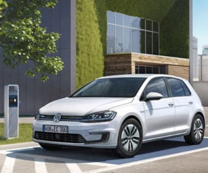 2017 VW E-Golf Improves Range by 50%