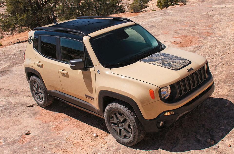 2017 jeep renegade deserthawk and altitude 95 octane. Black Bedroom Furniture Sets. Home Design Ideas