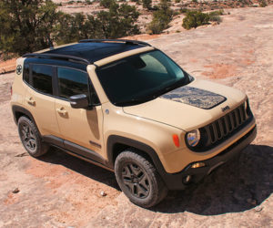 2017 Jeep Renegade Deserthawk and Altitude