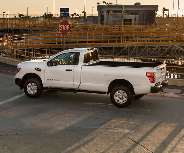 2017 Nissan Titan Single Cab Pricing Announced