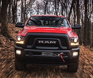 2017 RAM Power Wagon Price Announced
