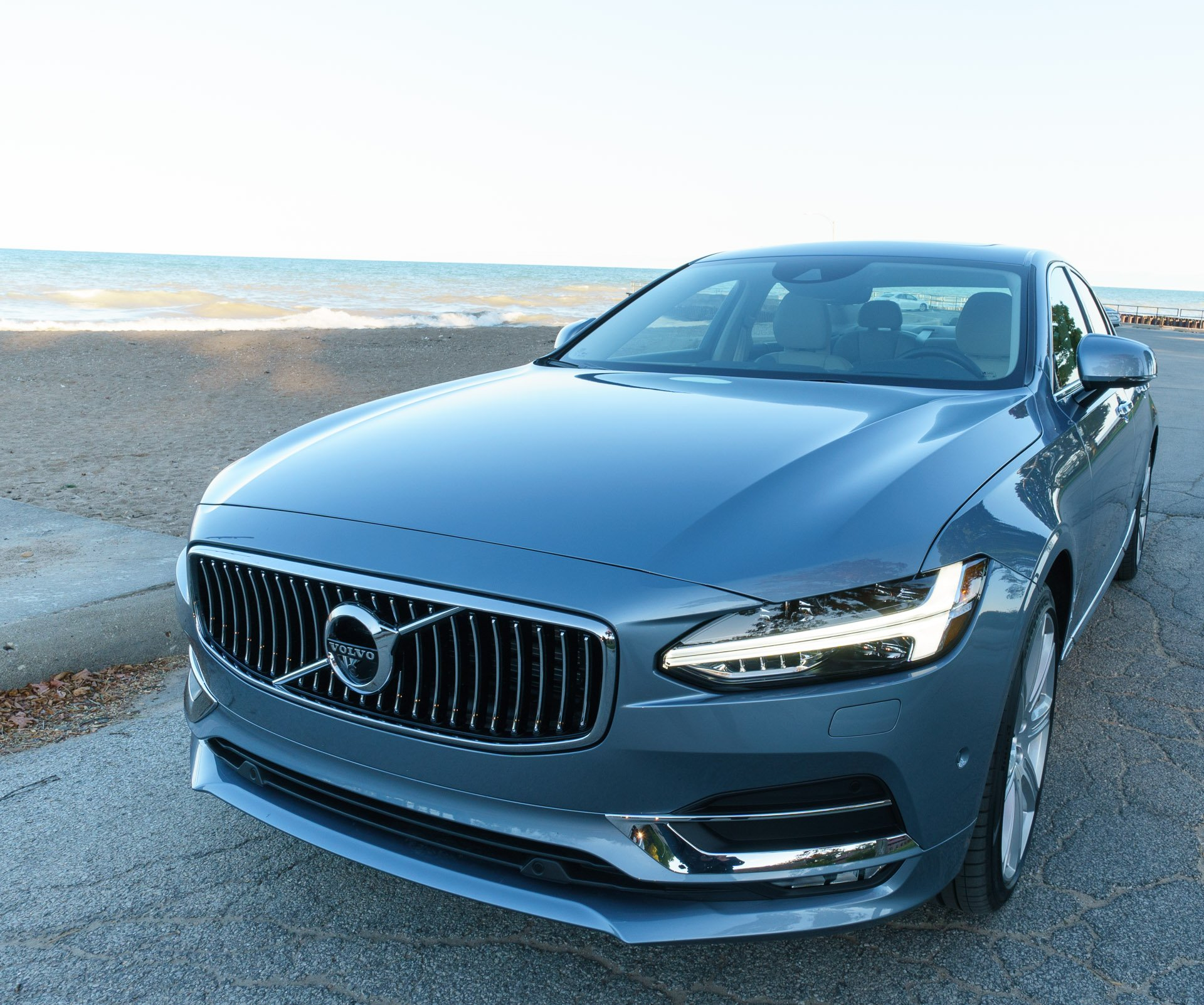 2019 Volvo S60 V60 And Xc60 T8 Are Getting Polestar: Review: 2017 Volvo S90 T6 AWD Inscription