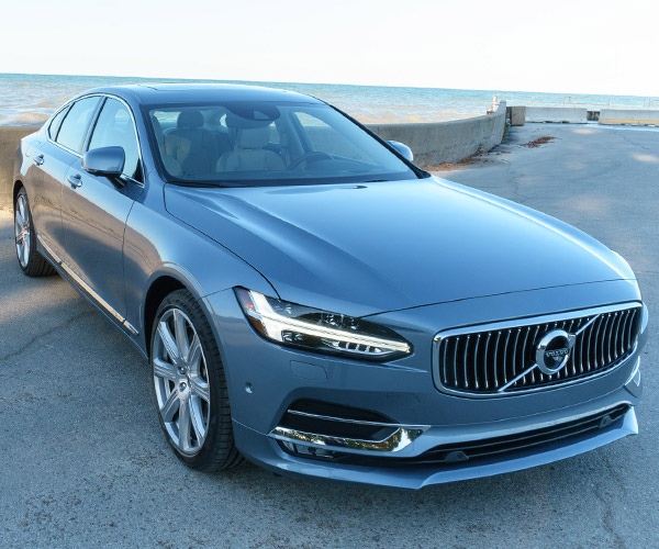 2019 Volvo S60 V60 And Xc60 T8 Are Getting Polestar: 2017 Volvo S90 And V90 Get Polestar-ified