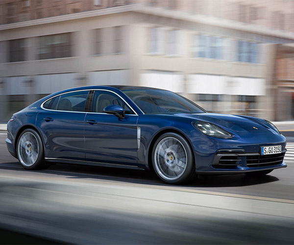 New Porsche Panamera and Panamera Executive Head to LA