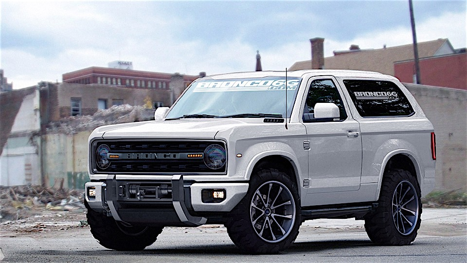 New Ford Bronco and Ranger Engineering Underway in Australia