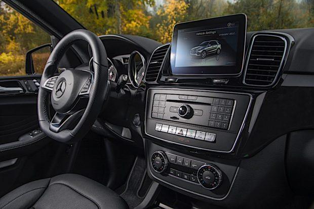 2017 Mercedes-AMG GLE43 SUV