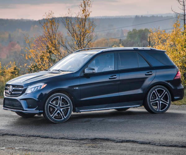 2017 Mercedes-AMG GLE43 Powers up GLE SUV