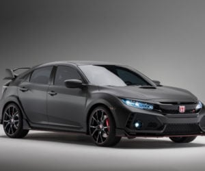 Dear Honda, Please Don't Mess Up the New Civic Type-R!