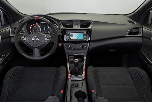 Nissan Sentra NISMO 2017 debuta en el Auto Show de Los Ángeles