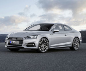 2018 Audi A5 and S5 Break Cover