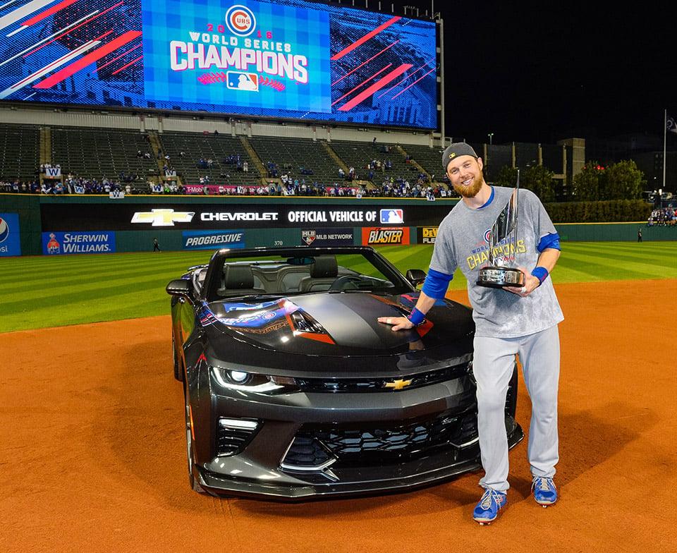 Chevrolet S Baseball Connection Runs Deep 95 Octane
