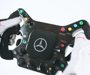 The Evolution of F1 Steering Wheels