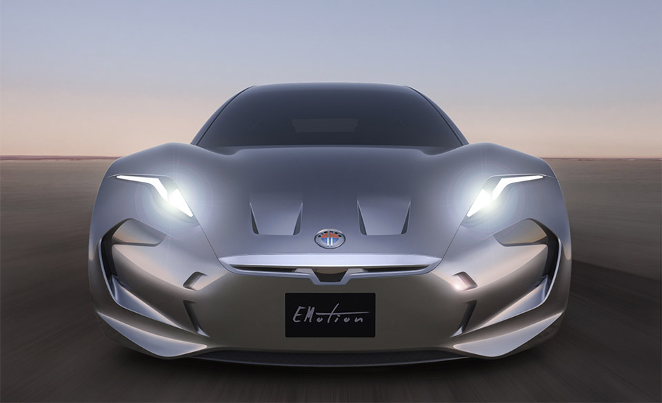 Fisker Offers New Pics of EMotion Tesla Competitor
