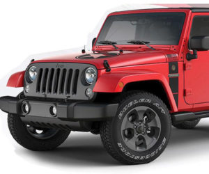 Jeep Wrangler JK to Get a Glorious End Run