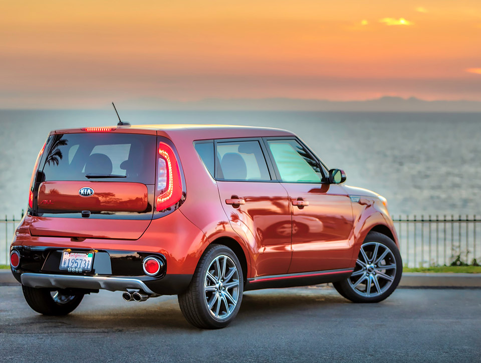 2017 Kia Soul Exclaim Turbo Gets 201hp And Dct Trans 95 Octane