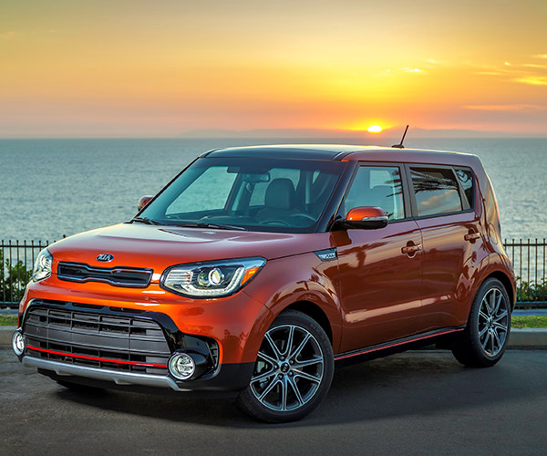 2017 kia soul exclaim turbo gets 201hp and dct trans. Black Bedroom Furniture Sets. Home Design Ideas