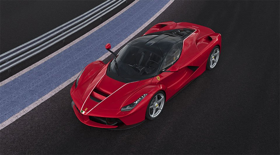 500th LaFerrari Auction Goes Down this Weekend in Daytona
