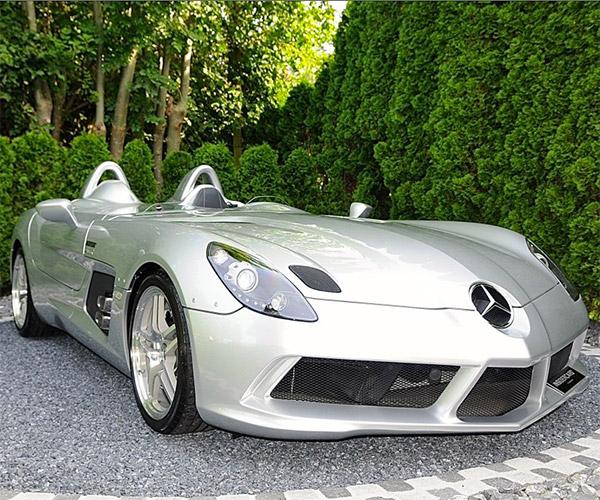Mercedes SLR McLaren Stirling Moss Selling for $2.9 Million