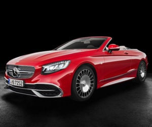 Mercedes-Maybach S 650 Cabriolet Packs Power and Luxury