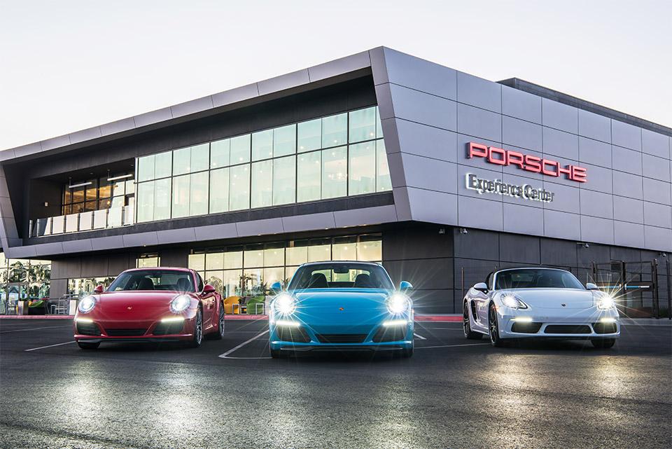 $60 million Porsche Experience Center LA Opens