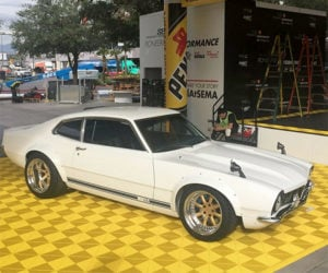 Sung Kang Created the Coolest Ford Maverick