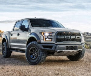 2017 Ford Raptor Order Banks and Configurator Open