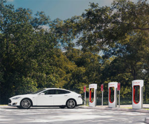 Tesla Supercharger Network No Longer Free for Life