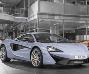 McLaren Builds it's 10,000th Car
