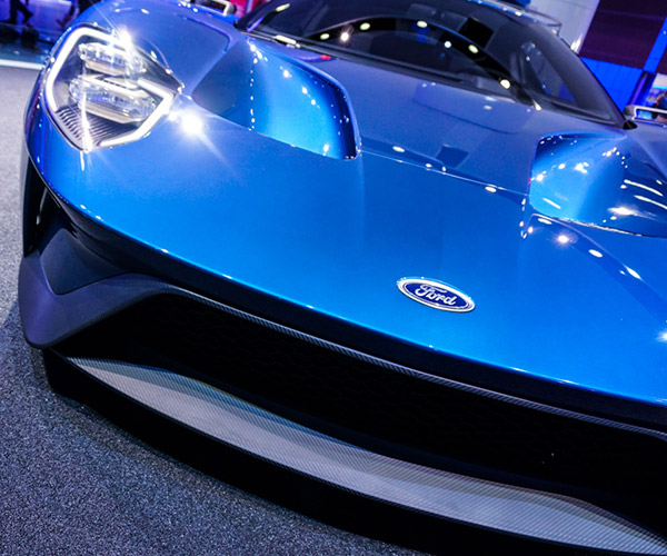 Watch a Ford GT Roll off the Production Line – Live!