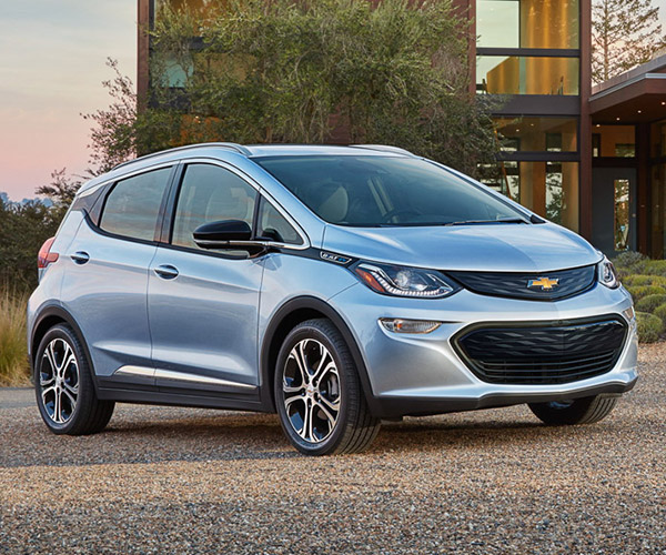Chevy Bolt Owner's Manual Reveals Big Downside to EV Batteries